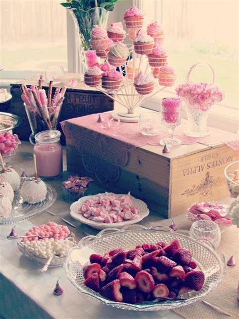 pink dessert table baby shower 17 best images about baby shower dessert table ideas on