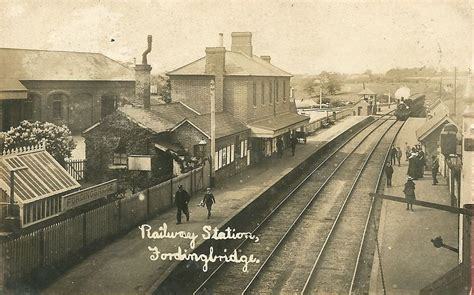 fordingbridge railway station wikipedia