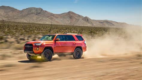 2017 Toyota 4runner Trd Off-road/off-road Premium Models