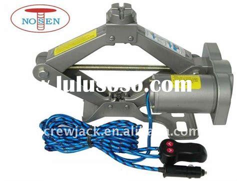Ht-001 Electric Scissor Car Jack 12v For Sale