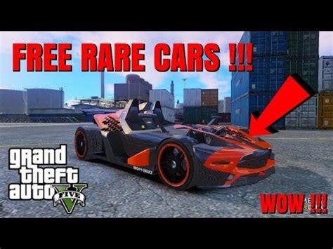 gta  story mode rare car spawn locations gta car