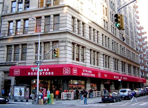 STRAND BOOKS JUST GOT CHEAP   newyorkknowsbest