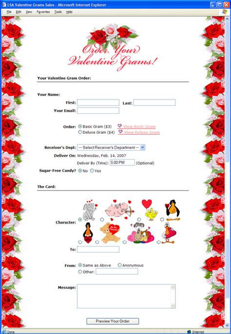 Easter Printable Candy Cane Gram Templates