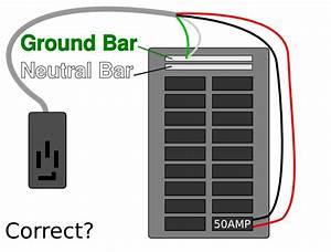4 Prong Dryer Outlet  U0026 Breaker Installation - Electrical