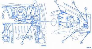 Jeep Overland 2003 Pin Out Electrical Circuit Wiring