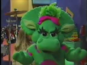 Barney and Friends Baby Bop