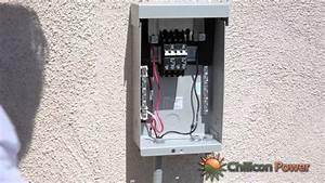 Ge 30 Amp 120  240