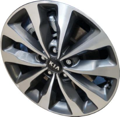 Kia Sedona Wheels Rims Wheel Rim Stock Oem Replacement
