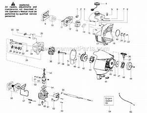 Poulan Pp036 Parts List And Diagram   Ereplacementparts Com
