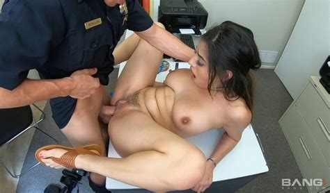 Gabriela Lopez Gets Fucked And Creampied In Office 2 Of 2