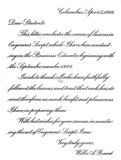 iampeth engravers script letter  students  images
