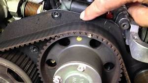 Nissan 300zx Timing Belt Replacement