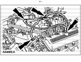 similiar 5 4 triton firing order diagram keywords ford 5 4 triton engine diagram