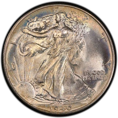 walking liberty half dollar value 1940 walking liberty half dollar values and prices past sales coinvalues com