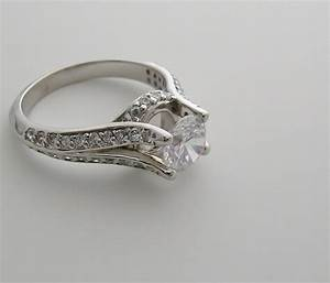 lovely vintage engagement ring settings only With wedding ring settings mountings