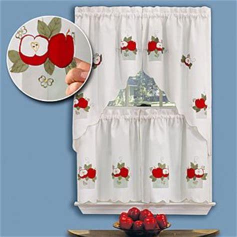 kmart apple kitchen curtains swag ideas car interior design