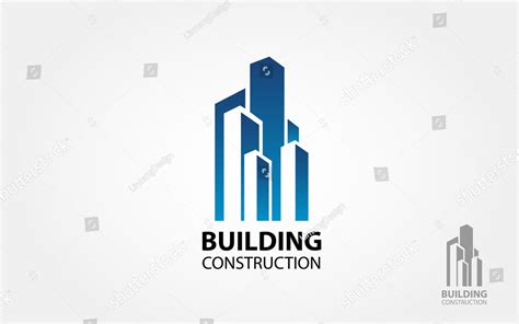 construction logo design examples  psd ai