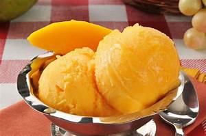 Mango Ice Cream Food So Good Mall