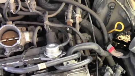 relieve fuel pressure secret hidden location