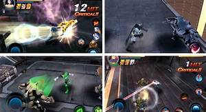 'Justice League: Earth's Final Defense' Game Coming To iOS ...