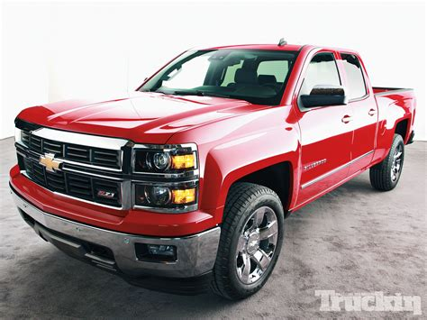Gmc Trucks by 2014 Chevrolet Silverado And Gmc Truckin Magazine