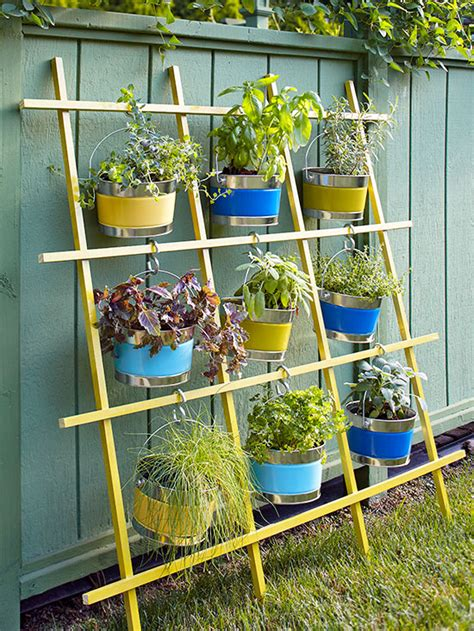 better homes and gardens trellis juniper plant the small space garden with these 8 crafty diys porch advice