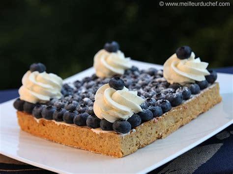 tarte aux myrtilles fra 238 ches et chantilly recette de