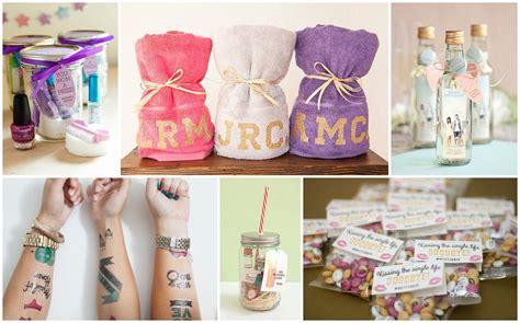cute  simple bachelorette party favor ideas