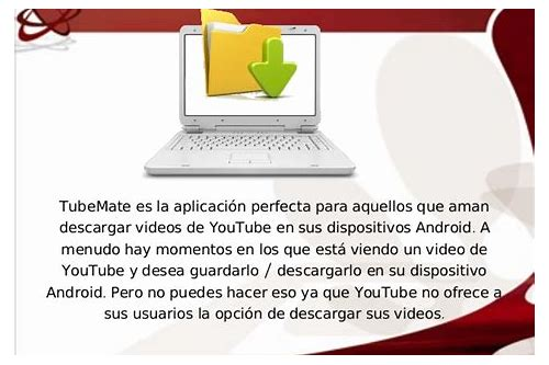 descargador de videos de youtube fácil 6.60