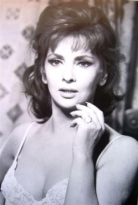 Film Noir Photos Tracking with Closeups Gina Lollobrigida