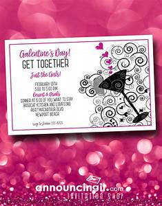 Galentine's Day Party Invitations | AnnouncingIt.com Blog