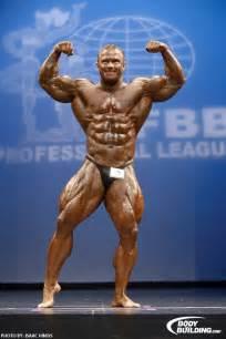 The Rock as a Bodybuilder