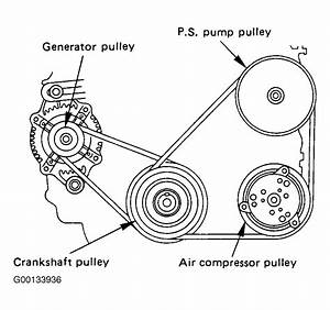1993 Isuzu Rodeo Serpentine Belt Diagram Html