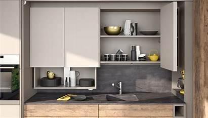 Furniture Hettich Kitchen Space Saving Fascinating Efficient