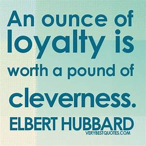 Good Qualities In An Employee Workplace Loyalty Quotes Quotesgram