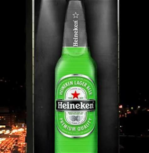 heineken what s without and green brandingmag