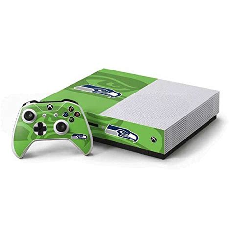nfl seattle seahawks xbox   console  controller