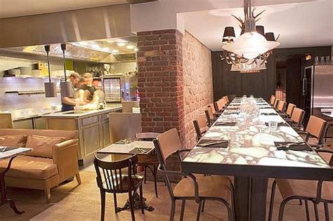 cuisine en t deco cuisine bistrot parisien