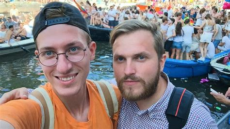Russia S First Gay Married Couple Vows Never To Come Home