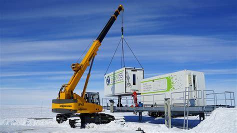 heizung für gewächshaus gew 228 chshaus f 252 r forschungszwecke in der antarktis aufgebaut polarnews