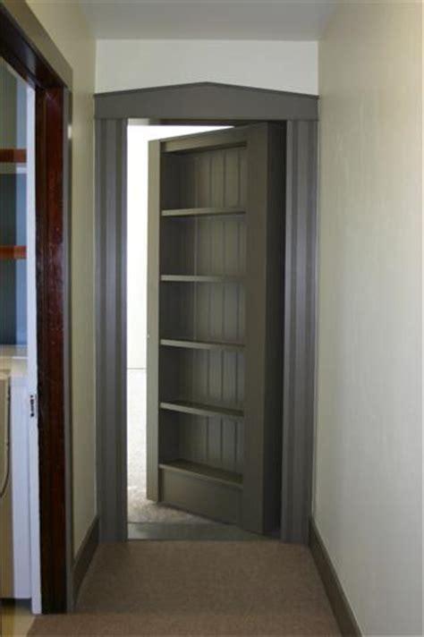 Moving Bookcase Door by Secret Bookcase Door Stashvault Moving Bookcase