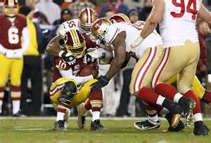 ers  redskins game review gold nugget awards