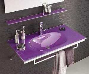 bien choisir sa vasque de salle de bain diy faites le With salle de bain vasque en verre