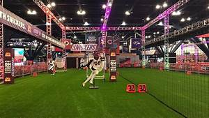 The NFL Experience Opens At GRB
