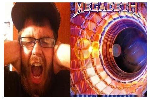 super collider megadeth baixar album cover
