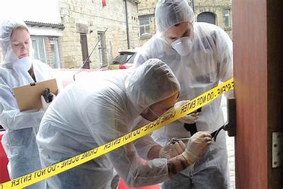 Crime Investigation Scene Experience Birthday 30th Party