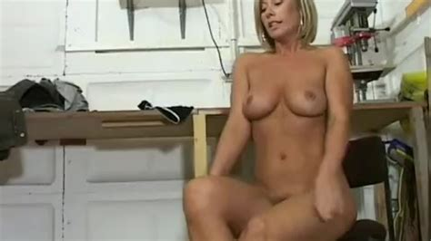 Uber Milf Tracey Strips Off For Her Husband S Pervy Boss