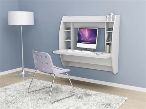 mini bureau informatique designs uniques de bureau suspendu archzine fr
