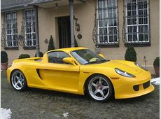 Carrera GT Bodykitwearing Porsche Boxster GT For Sale To