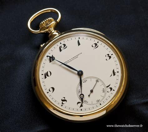 shooting vacheron constantin 13 montres vintage en vente